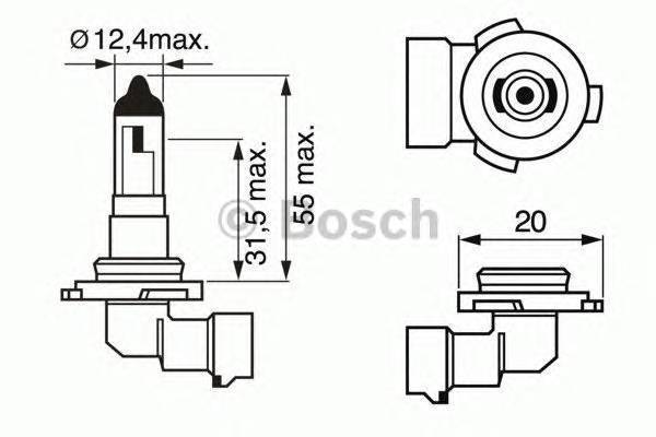 BOSCH 1987302083