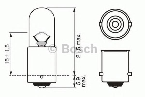 BOSCH 1987302207