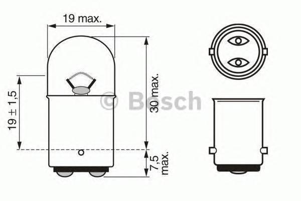 BOSCH 1987302237