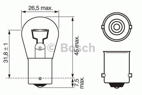 BOSCH 1987302501