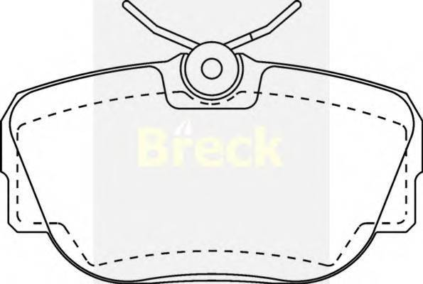 BRECK 21173 00 701 00