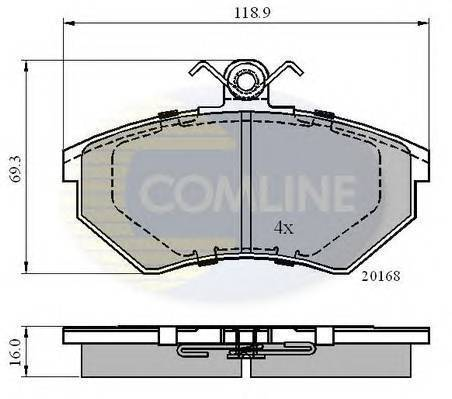 COMLINE CBP0152