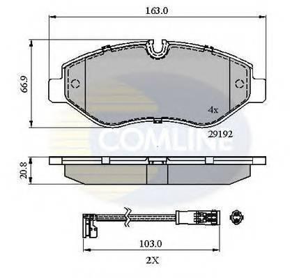 COMLINE CBP21555