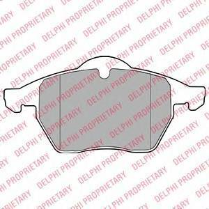 DELPHI LP1407