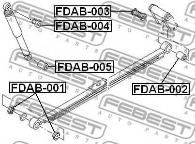 FEBEST FDAB-005
