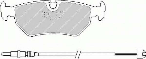 FERODO FDB1003