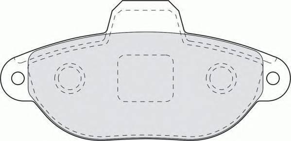 FERODO FDB1630