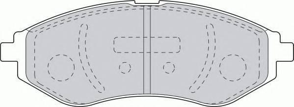 FERODO FDB1699