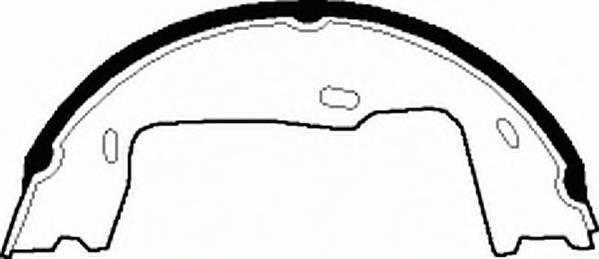FERODO FSB227