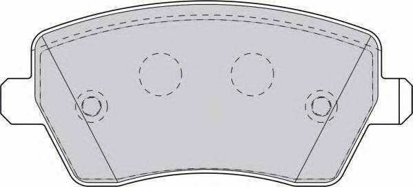 FERODO FSL1617