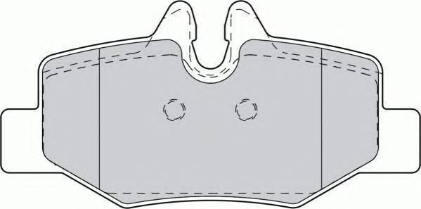 FERODO FVR1494