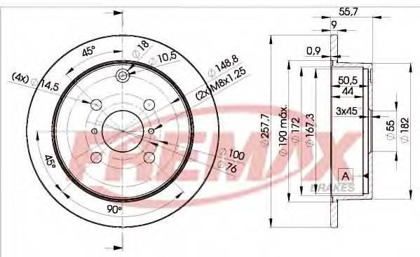 FREMAX BD-2251