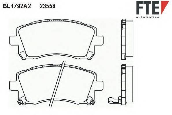 FTE BL1792A2