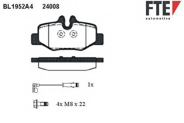 FTE BL1952A4