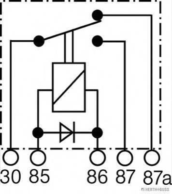 HERTH+BUSS ELPARTS 75613164