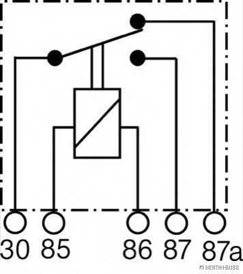 HERTH+BUSS ELPARTS 75613174