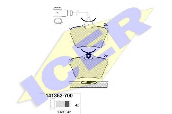 ICER 141352-700