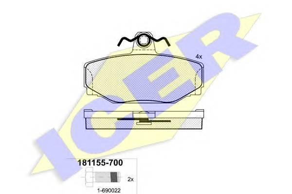 ICER 181155-700