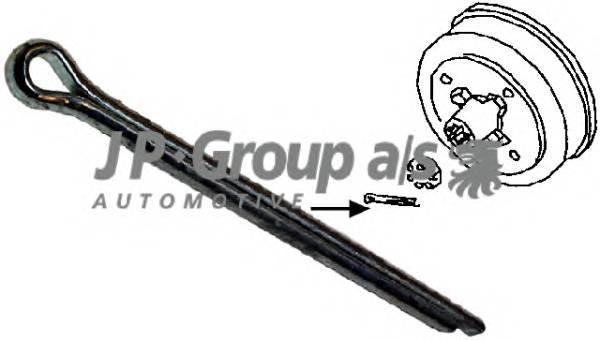 JP GROUP 1101300100