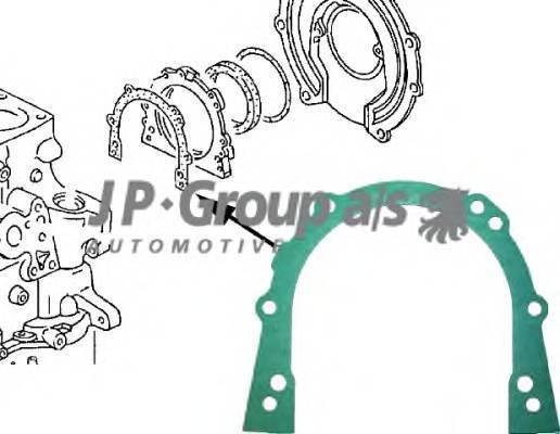 JP GROUP 1119100100