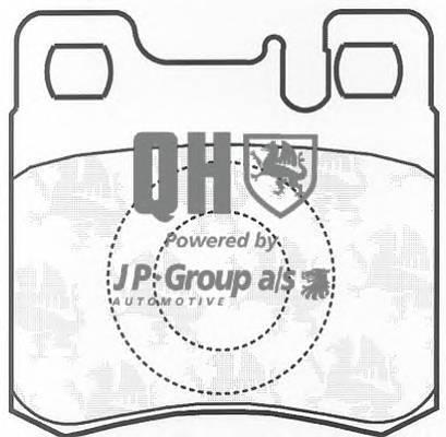 JP GROUP 1363700419