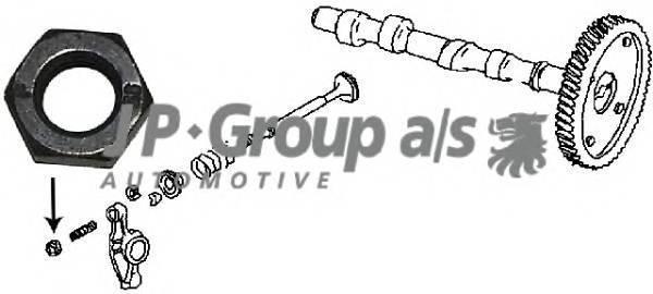 JP GROUP 8111351400