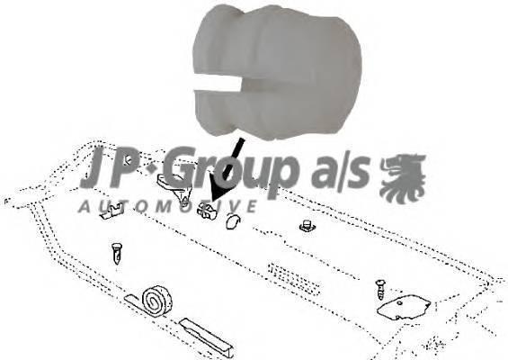 JP GROUP 8131500206