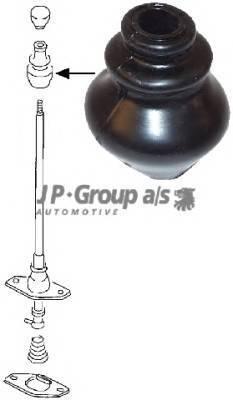 JP GROUP 8132300106