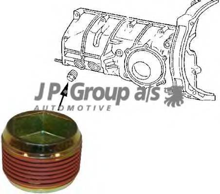 JP GROUP 8133000200