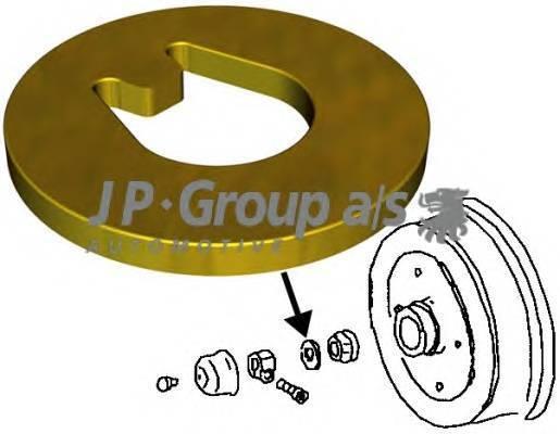 JP GROUP 8141200900