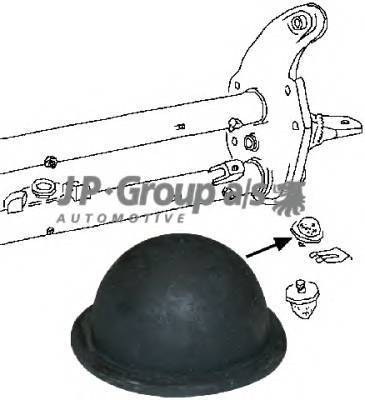 JP GROUP 8142250502