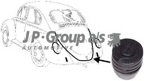 JP GROUP 8180150106