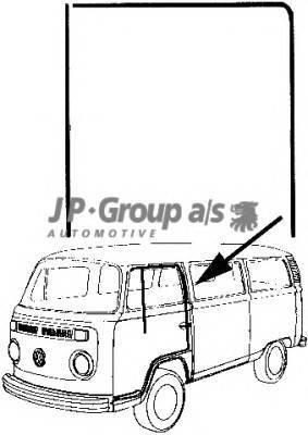 JP GROUP 8186003000