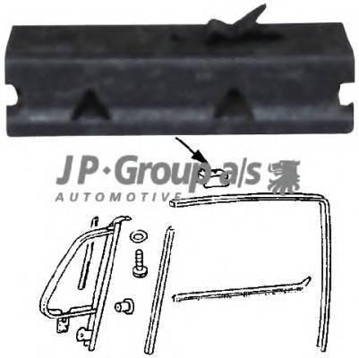 JP GROUP 8186050100