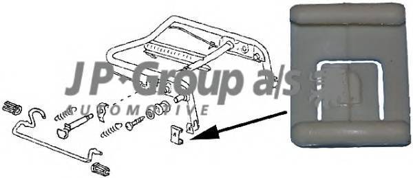 JP GROUP 8189800306