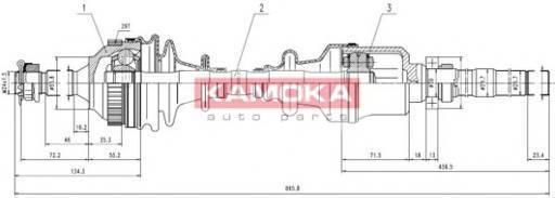 KAMOKA CT1138925A