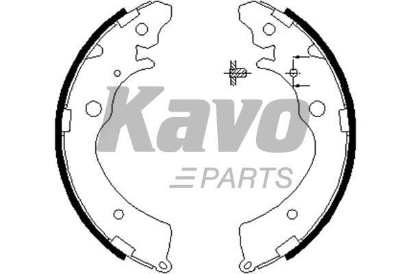 KAVO PARTS BS-2907