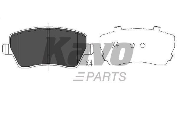 KAVO PARTS KBP-6559