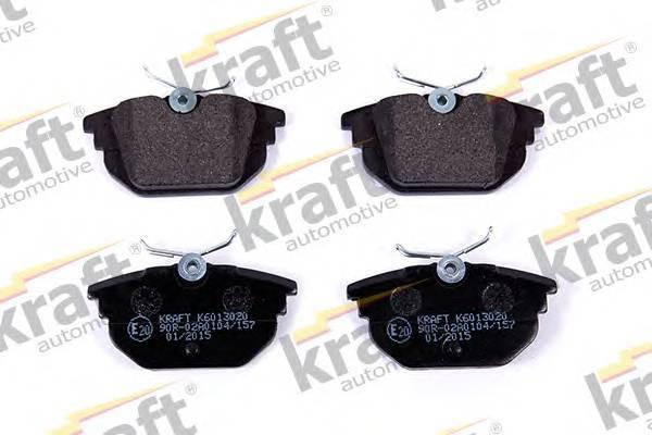 KRAFT AUTOMOTIVE 6013020