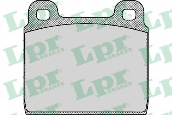 LPR 05P109