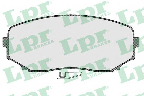 LPR 05P1573