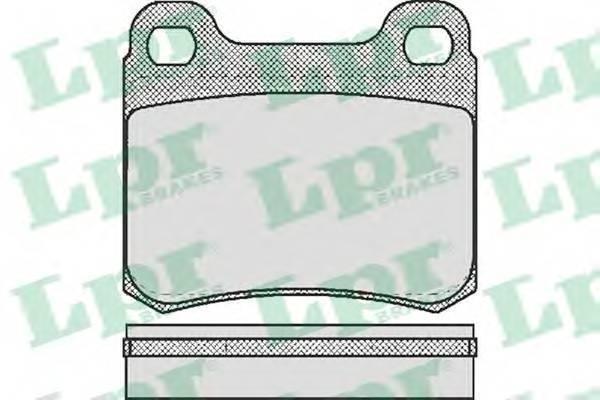 LPR 05P158