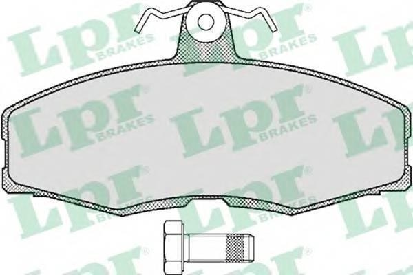 LPR 05P234