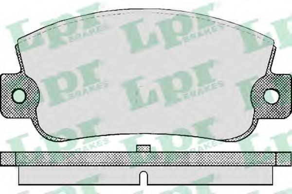 LPR 05P410