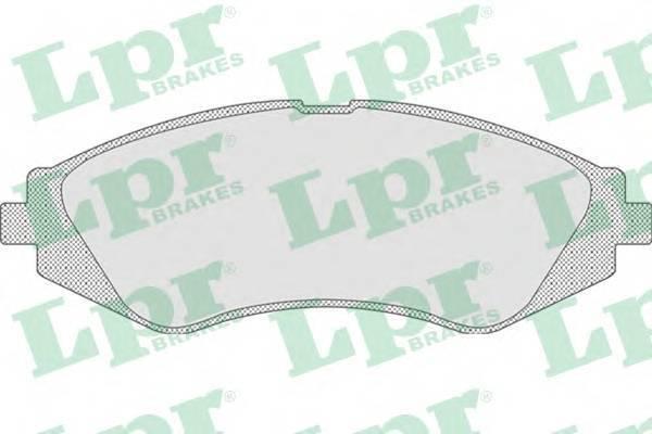 LPR 05P710