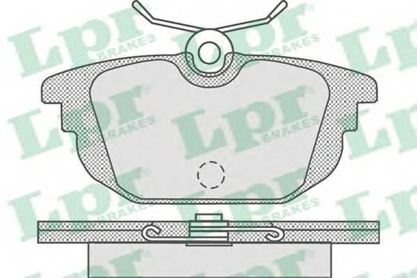LPR 05P736
