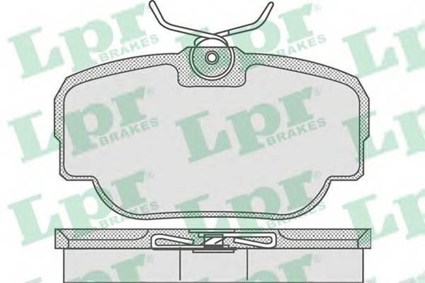 LPR 05P739