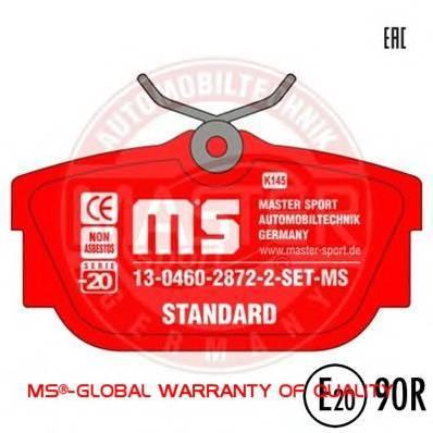 MASTER-SPORT 13046028722-SET-MS