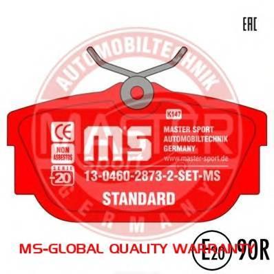 MASTER-SPORT 13046028732N-SET-MS