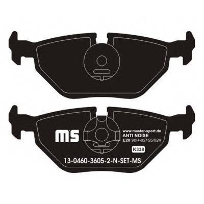 MASTER-SPORT 13046036052N-SET-MS